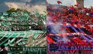 Dedicated Nacional and Medellin fans!